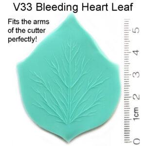 Bleeding Heart Leaf Veiner