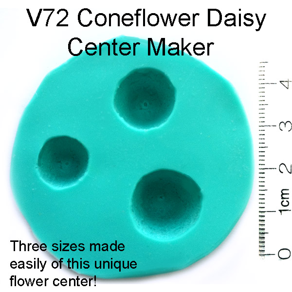 Coneflower Daisy Center Maker