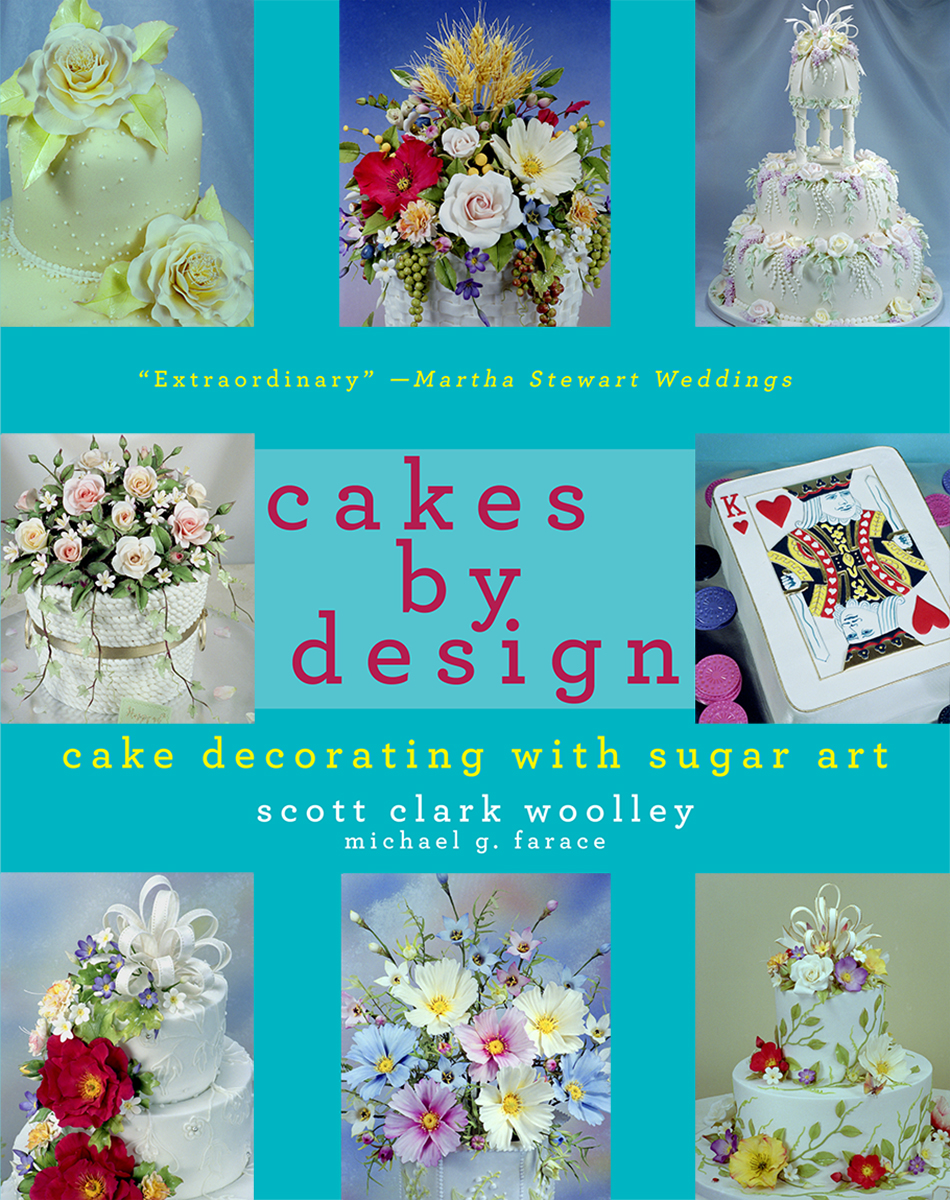 Cakes by design world of sugar art for Michaels craft store cake decorating classes