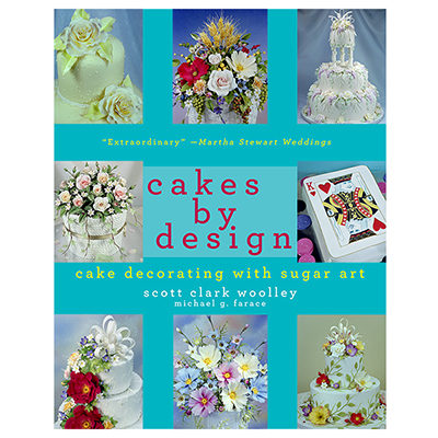Cakes By Design Book Sale