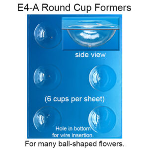 Round Cup Formers