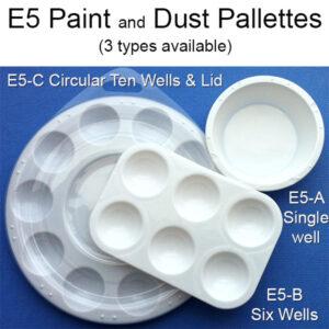 Paint & Dust Palettes