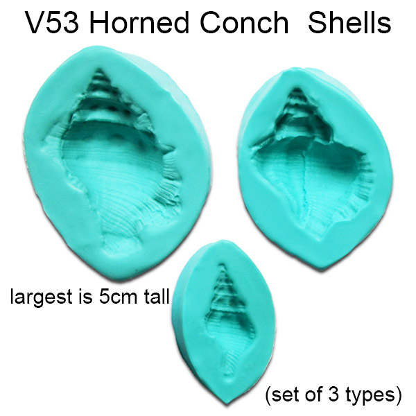 Horned Conch Shell