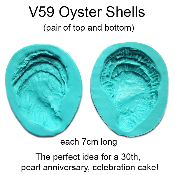Oyster Shell Molds