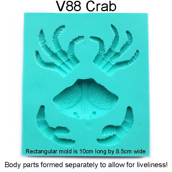 Crab mold