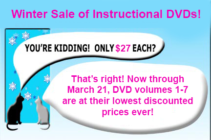 Instructional DVD Sale